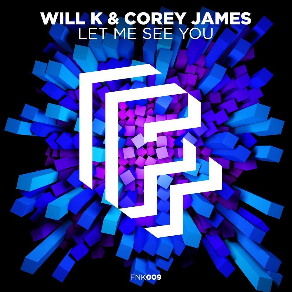 WILL K & Corey James - Let Me See You [Artwork]